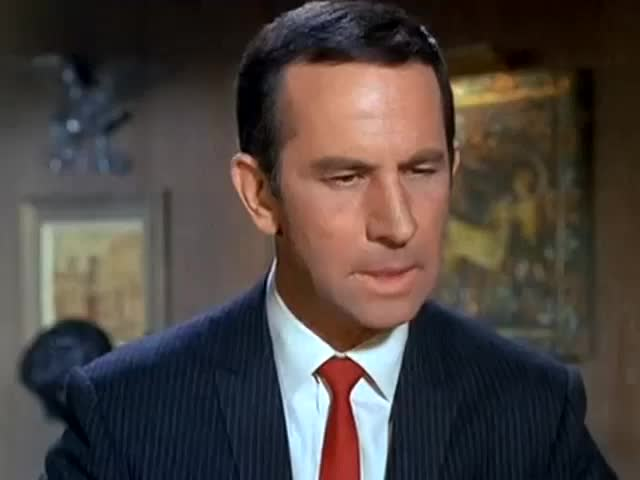 Watch and share Get Smart Don Adams Maxwell Smart - And Loving It [360p] - Segment1(00 00 29.000-00 00 32.600) GIFs on Gfycat
