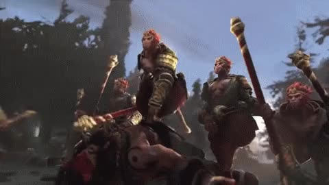 Watch DotA2 Monkey King GIF by @jomgaming on Gfycat. Discover more related GIFs on Gfycat