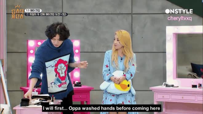 Khi các nam thần Kpop trổ tài trang điểm, hội chị em chỉ muốn bắt cóc bỏ túi ngay lập tức
