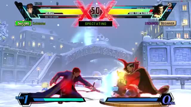 Watch and share Marvel Vs Capcom GIFs and Heo Meo GIFs by EventHubs on Gfycat