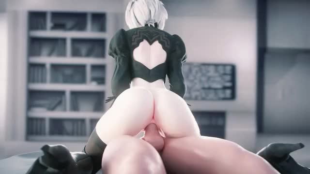 2B taking it like the champ she's