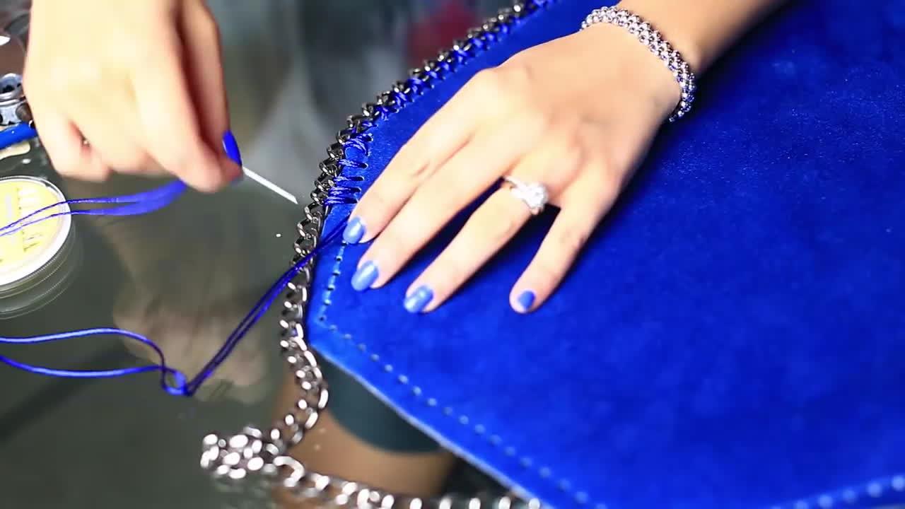 designer bag, diy, diy stella mccartney flabella, DIY Stella McCartney Bag GIFs
