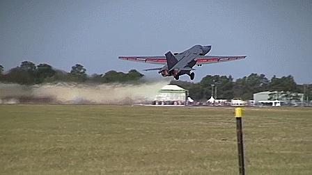 aviationgifs, Fuel dump and burn GIFs