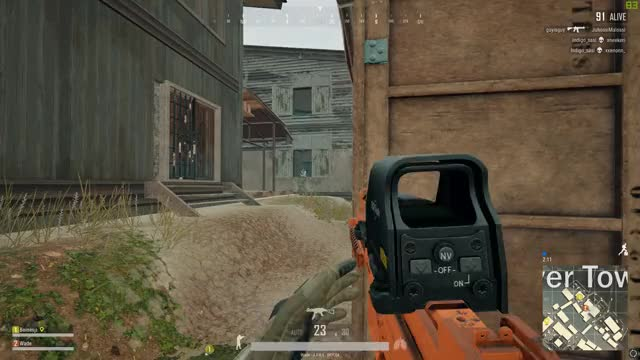 Watch and share Vlc-record-2018-04-04-20h44m01s-PLAYERUNKNOWN GIFs by blaththelegend on Gfycat