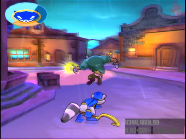 Watch and share Sly Cooper GIFs by Shrev64 on Gfycat