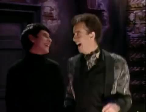 Watch The Kids in the Hall - Simon and Hecubus GIF on Gfycat. Discover more KITH, Simon, evil, hecubus GIFs on Gfycat