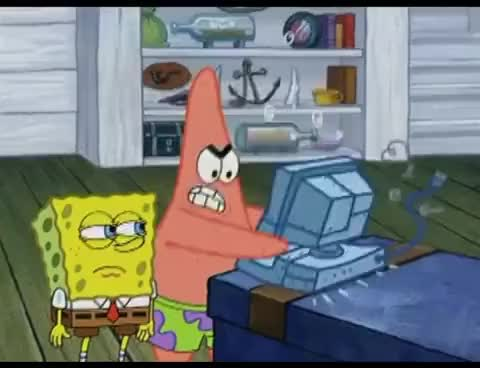 Watch and share Wait Spongebob! We Have Technology! GIFs on Gfycat