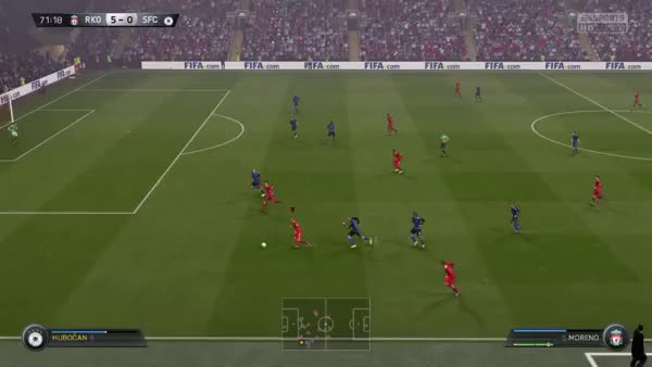 Watch and share Sanchez Volley On FUT GIFs on Gfycat