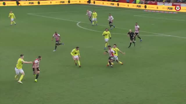Watch and share Football League GIFs and Brentford Fc GIFs by lard_baron on Gfycat