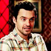Watch and share Jake Johnson GIFs and Wink GIFs on Gfycat