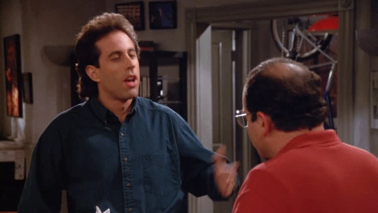 dad, fathers day, george costanza, jason alexander, jerry seinfeld, seinfeld, Happy Father's Day! GIFs