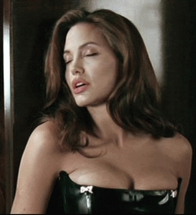 angelina jolie, eye roll, eyeroll, Angelina Jolie Eye Roll GIFs