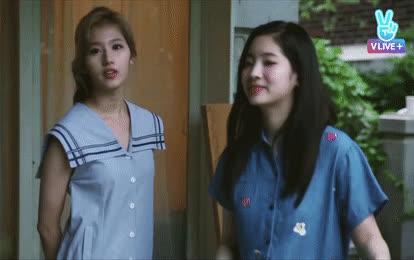 dahyun, kpop, sana, twice, sana #kpics GIFs
