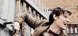 Watch and share Eleventh Doctor GIFs and Matt Smith GIFs on Gfycat