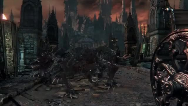 Watch and share Bloodborne GIFs and Ps4share GIFs by Falconbox on Gfycat