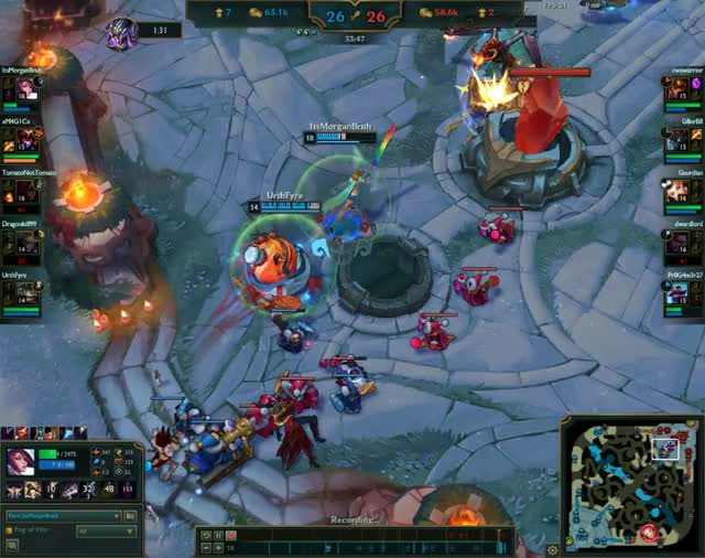 Watch Fiora Penta GIF on Gfycat. Discover more related GIFs on Gfycat