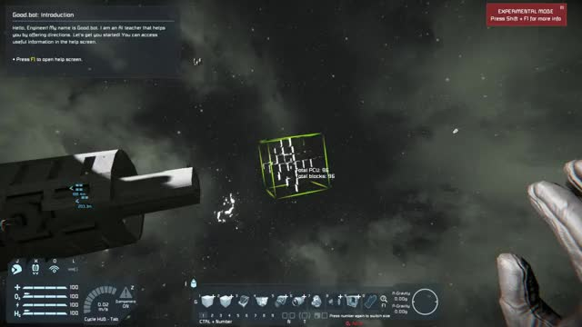 Watch and share Space Engineers 2018.11.16 - 22.41.02.15.DVR Trim GIFs on Gfycat