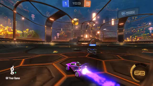 Watch Goal 5: UPitt | Dabble GIF by Gif Your Game (@gifyourgame) on Gfycat. Discover more Gif Your Game, GifYourGame, Goal, Rocket League, RocketLeague, UPitt | Dabble GIFs on Gfycat
