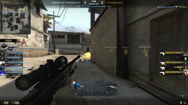 Watch and share Triple GIFs and Csgo GIFs on Gfycat
