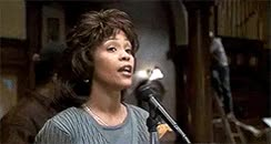 Watch and share Re: Whitney Houston Gifs GIFs on Gfycat