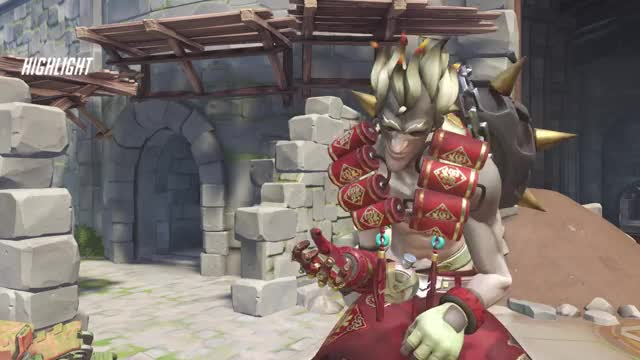 Watch and share Overwatch GIFs and Junkrat GIFs by wagosaur on Gfycat