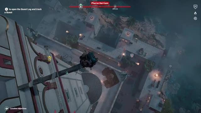 Watch this GIF by Gamer DVR (@xboxdvr) on Gfycat. Discover more AssassinsCreedOrigins, Haisuta, xbox, xbox dvr, xbox one GIFs on Gfycat
