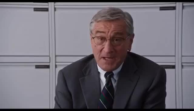 Watch and share Robert De Niro GIFs on Gfycat