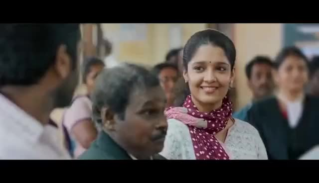 Watch and share Aandavan Kattalai - Official Tamil Trailer | Vijay Sethupathi, Rithka Singh | K | Tamil GIFs on Gfycat