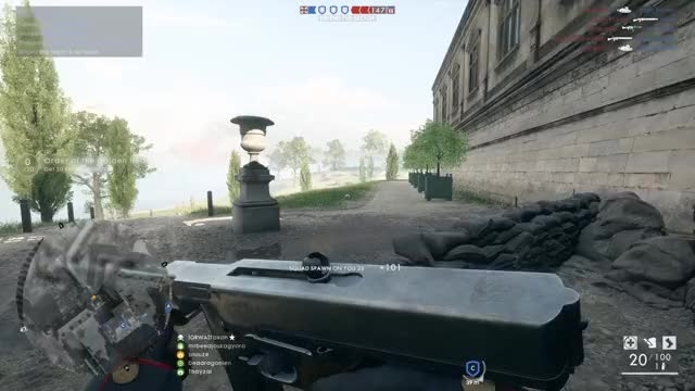 Watch Battlefield 1 2018.06.19 - 17.38.22.07.DVR Good manners GIF by SNZR (@snuuze) on Gfycat. Discover more battlefield1 GIFs on Gfycat