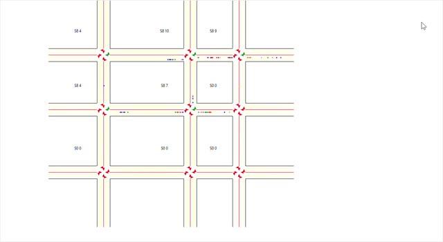 Watch and share Traffic Simulation 3 31 2019 3 13 08 PM GIFs on Gfycat