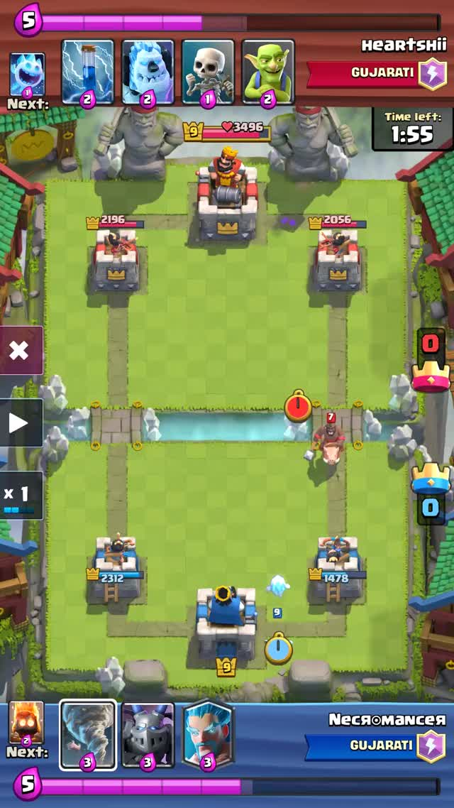 Watch and share Clash Royale Hog Pull GIFs on Gfycat