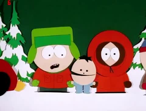 Watch and share South Park - Kick The Baby! (Kyle & Ike) GIFs on Gfycat