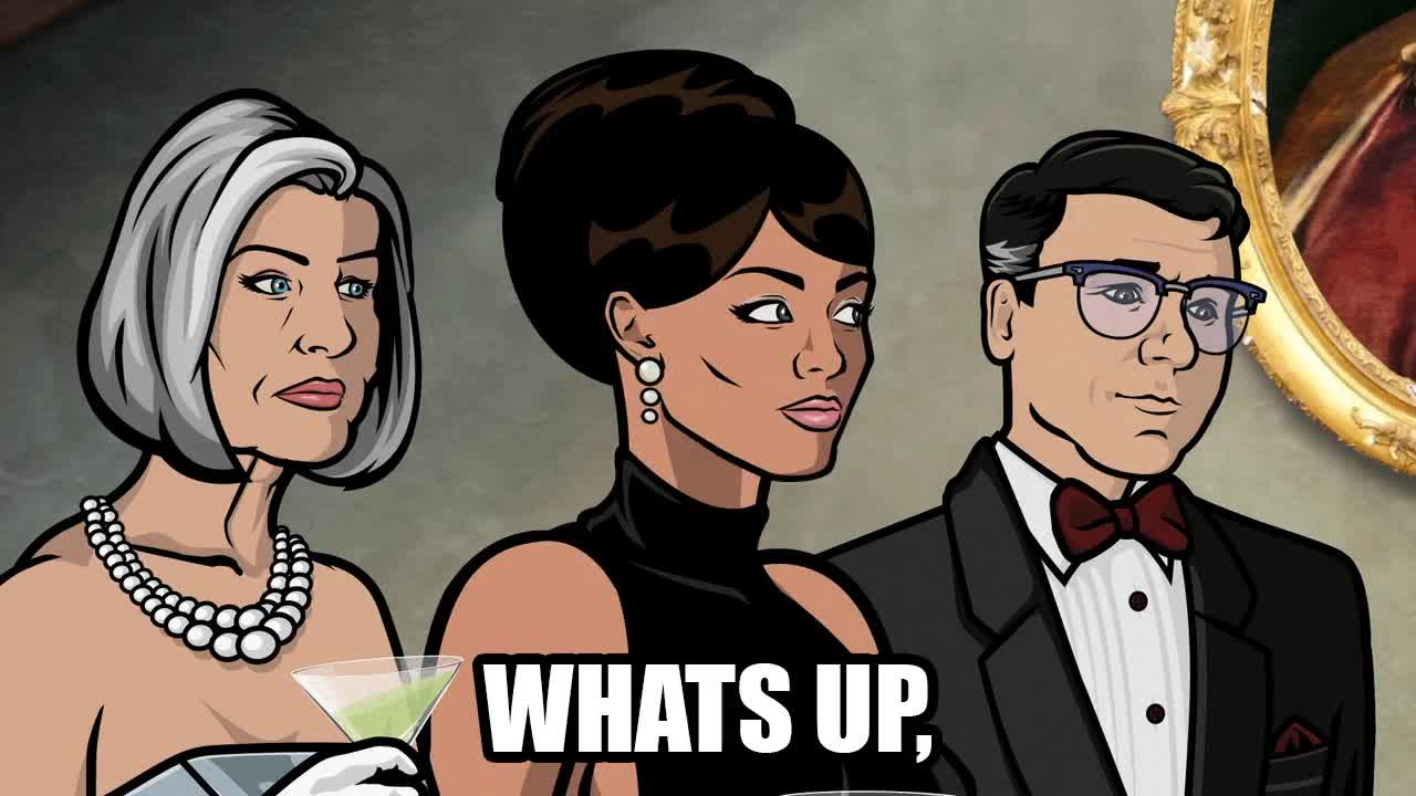 I'll make a gif of any moment you want : ArcherFX GIFs