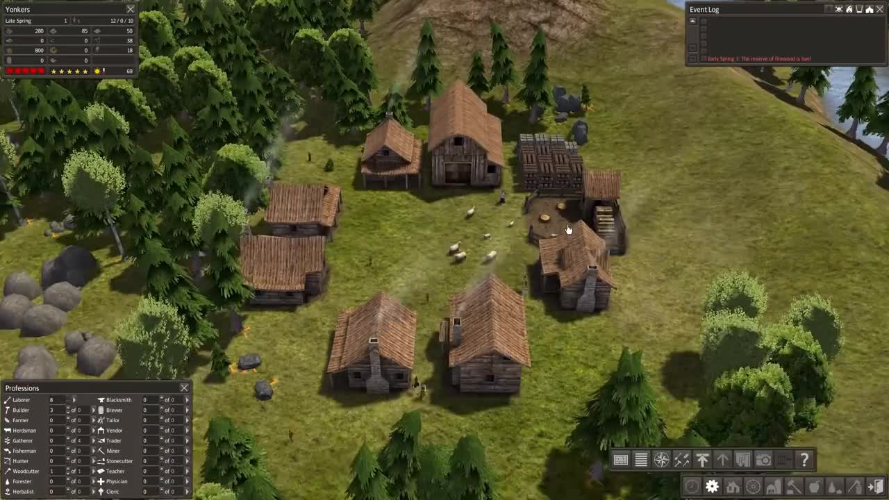 GamePlay, banished, conflictnerd, dylan, walkthrough, Banished | Part 1 GIFs