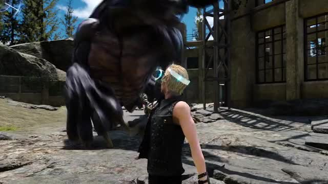 Watch and share Prompto GIFs and Ffxv GIFs by chausies on Gfycat