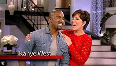 Watch kris jenner GIF on Gfycat. Discover more kanye west GIFs on Gfycat