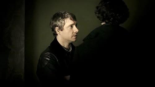Watch and share Sherlock Talk GIFs on Gfycat