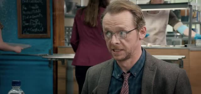 Watch and share Simon Pegg GIFs and Celebs GIFs by coolandaverageguy on Gfycat