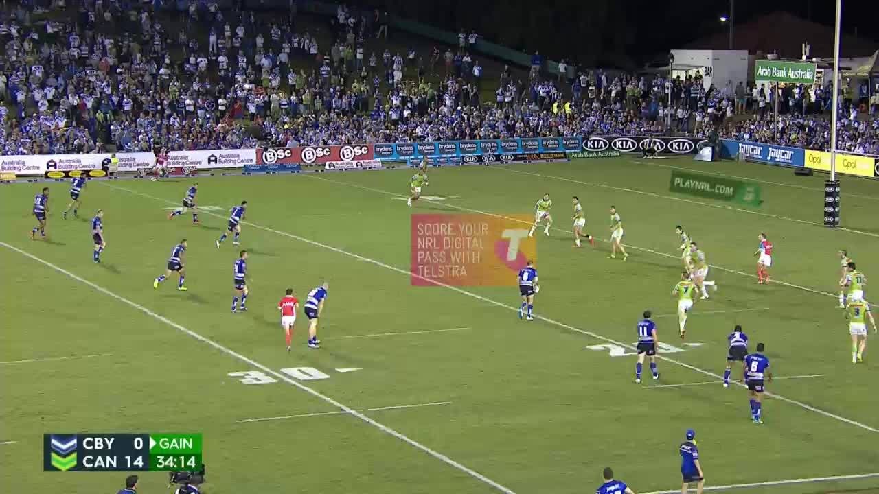 nrl, Shoulder charge GIFs