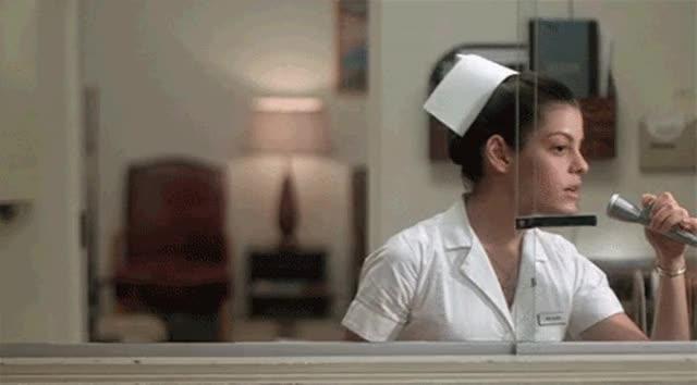 Гифки смешные медсестра