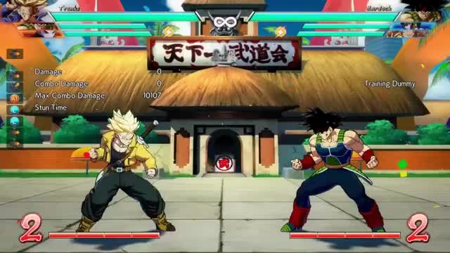 Watch IAD Assist GIF on Gfycat. Discover more Dragon Ball FighterZ, dbfz GIFs on Gfycat