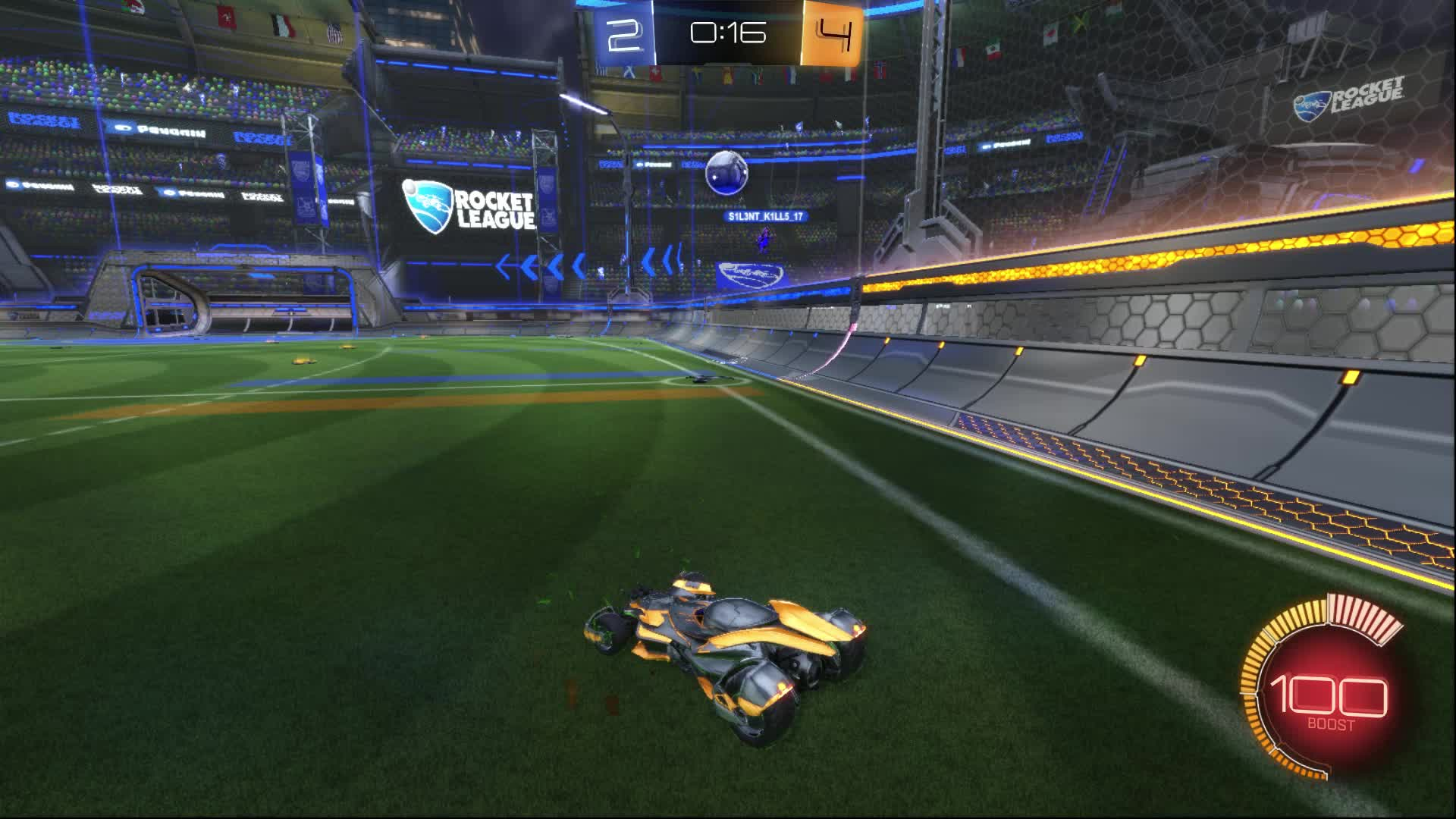 RocketLeague, videos (09) GIFs