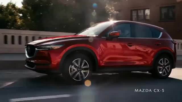 """Watch and share Mazda – """"Mazda CX-5 Anthem"""" – Launch Commercial GIFs on Gfycat"""