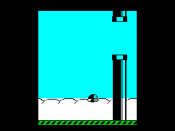 zx spectrum flappy bird GIFs