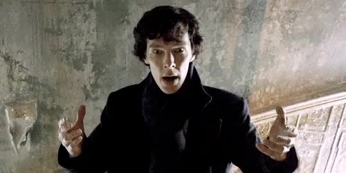 Watch and share Benedict Cumberbatch GIFs and Mind Blown GIFs on Gfycat