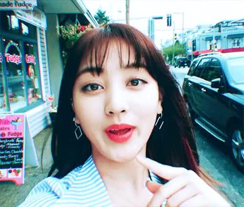 Watch and share 트와이스 GIFs by 이상형월드컵-supercup on Gfycat