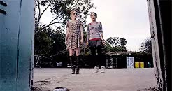 Watch and share Stiles Stilinski GIFs and Allison Argent GIFs on Gfycat
