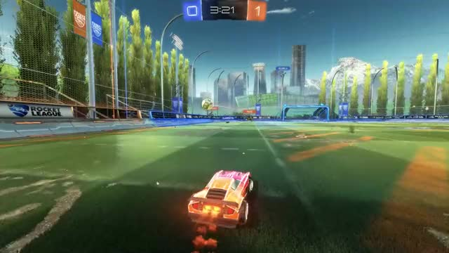 Watch and share Double Touch Wheel Drop Shot GIFs on Gfycat