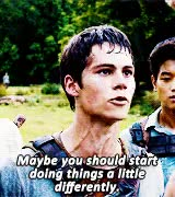 Watch and share The Maze Runner GIFs and Scotsmcall GIFs on Gfycat