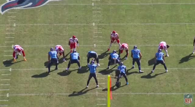 Watch and share KC TEN (2019): Tannehill Sacked FF GIFs by Matt Weston on Gfycat